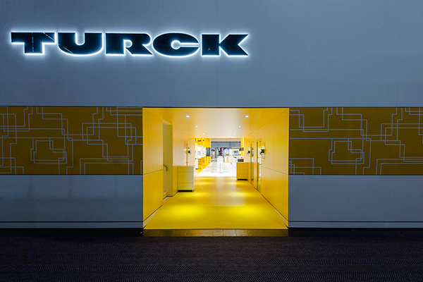 d art arranges turck at hannover fair 2014 on behance. Black Bedroom Furniture Sets. Home Design Ideas