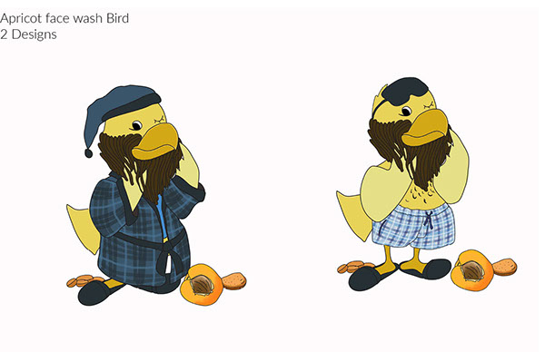 Character Design Essentials : Perry s beard essentials character design branding on