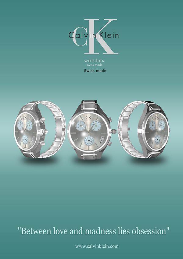 Watch Poster Design 3d Modelling | Poster Design