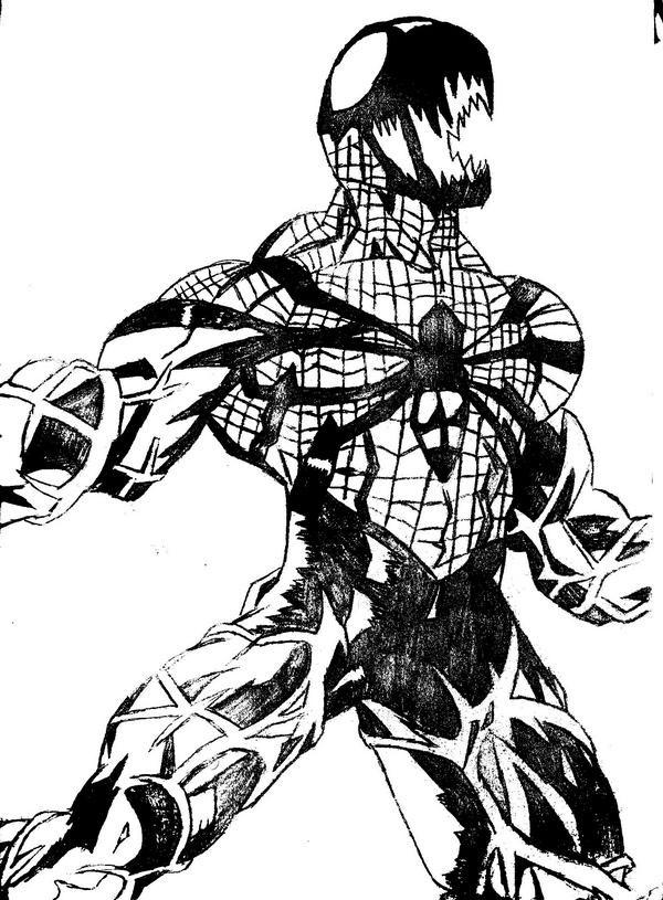 Marvel Comics Carnage Drawings