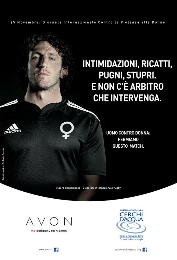 Avon violence women Rugby