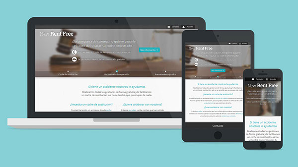 Responsive Design html5 css3 SEO