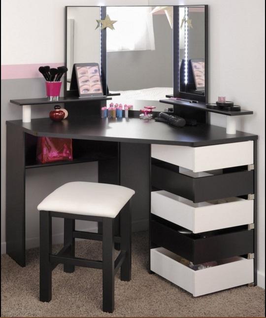 modern dressing table designs on behance. Black Bedroom Furniture Sets. Home Design Ideas