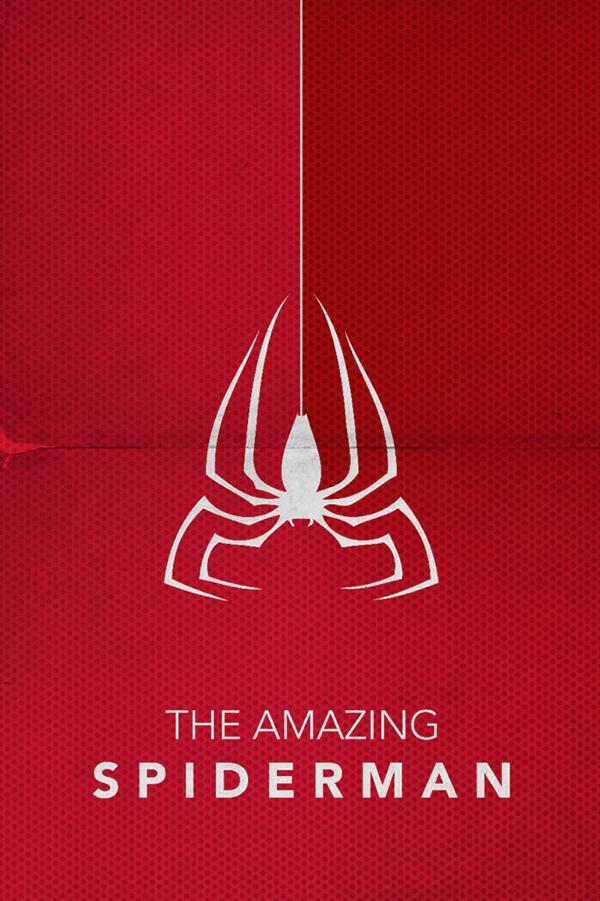 Superhero Poster Series On Behance