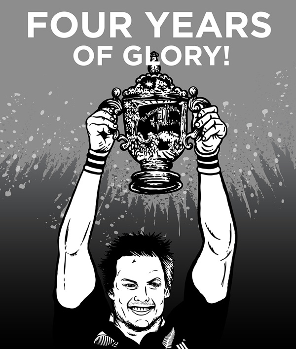 All Blacks Rugby World Cup 2011