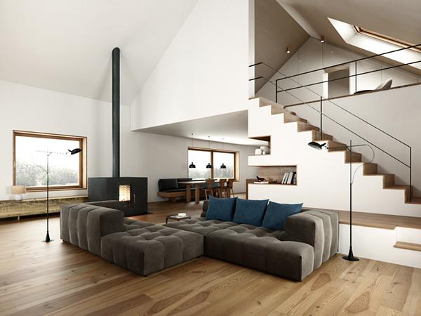 Interior house design on behance for Interior design recruitment agencies brisbane