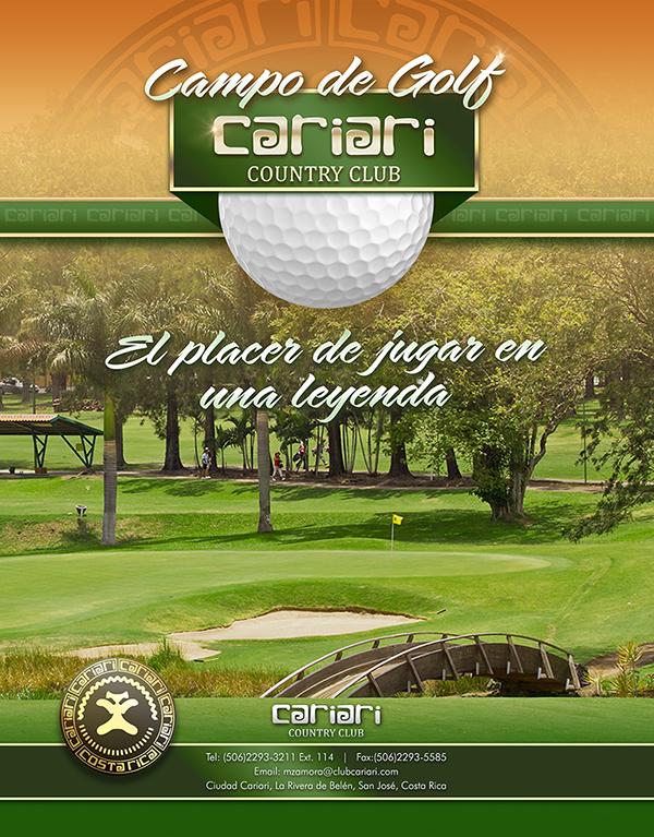 Golf Campaign Cariari Country Club