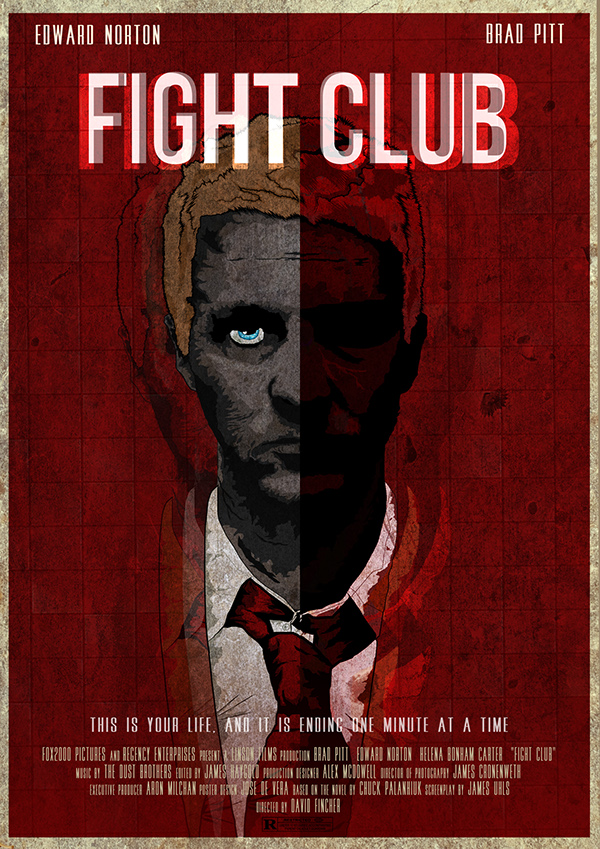 Fight Club Posters on ...