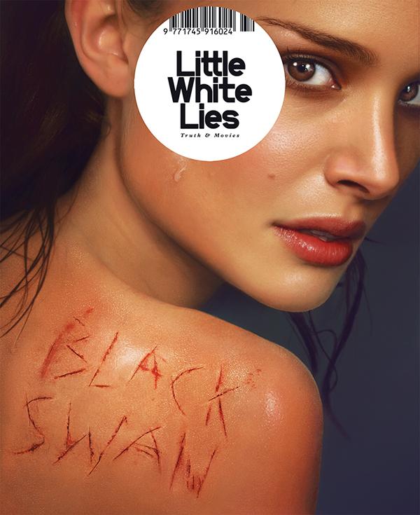 natalie  portman movie portrait black swan  little white lies
