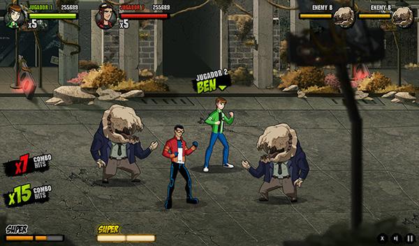 Cartoon Network Heroes United Cartoon Network Heroes Games