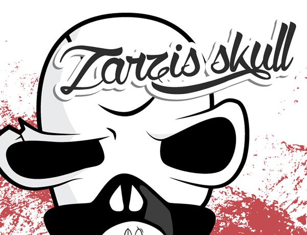 skull vector zarzis