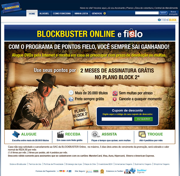 block buster online