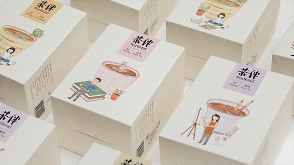 TeaBond | Branding, Packaging Design