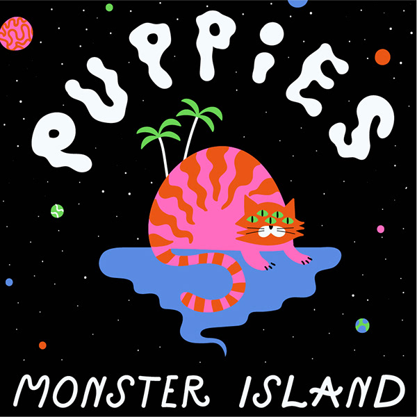 PUPPIES Monster Island EP On SVA Portfolios