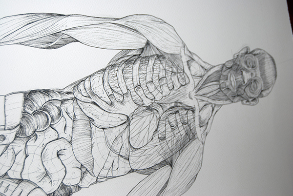 pen pencil ink photoshop paper painter
