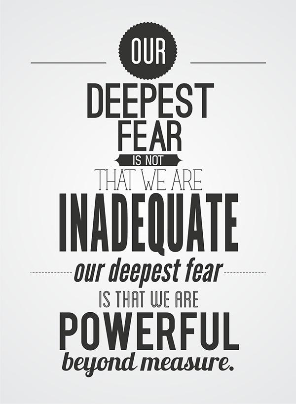 Summary of Our Deepest Fear Essay Sample
