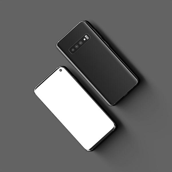 New Smartphone Mockup Psd
