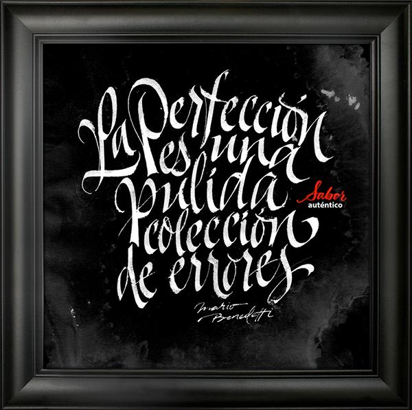 Coca cola zero calligraphy on behance