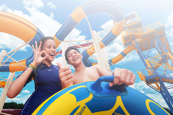 Water Park Ancol Water Recreation Park