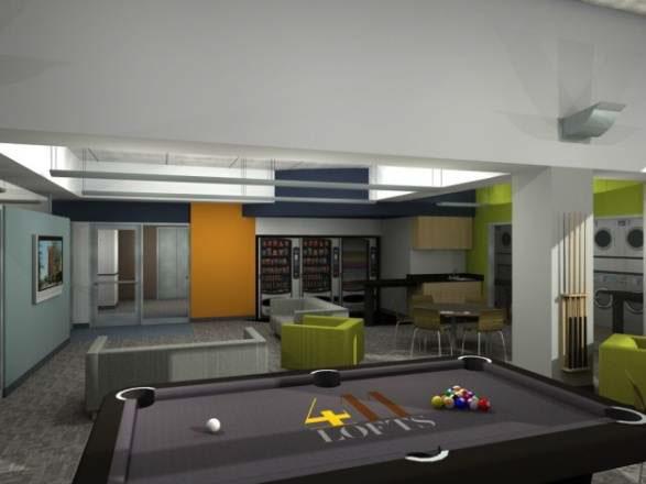 411 Lofts University Of Michigan Architect Box Studios On