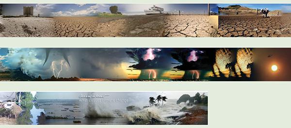 climate change datavis information visualization