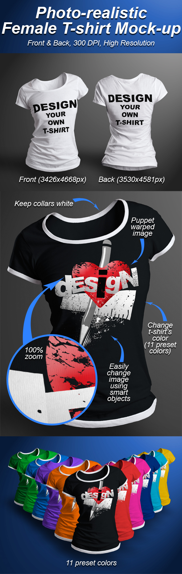 Design your own t-shirt front and back - Try Watching This Video On Www Youtube Com Or Enable Javascript If It Is Disabled In Your Browser