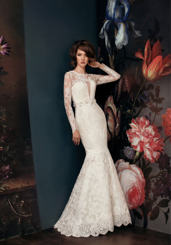 alena goretskaya 2014 bridal collection