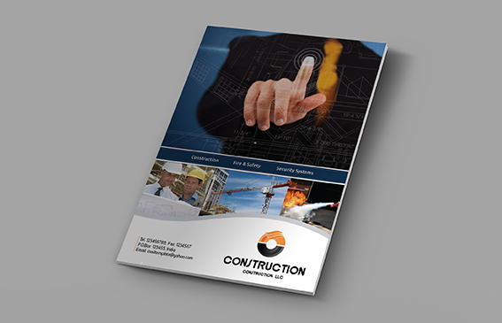 Brochure Template (English & Arabic) on Behance