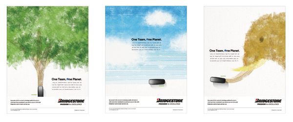 Bridgestone On Behance