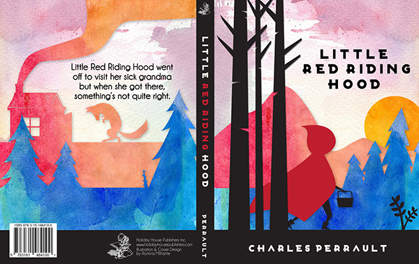 Little Red Riding Hood Book Covers On Behance