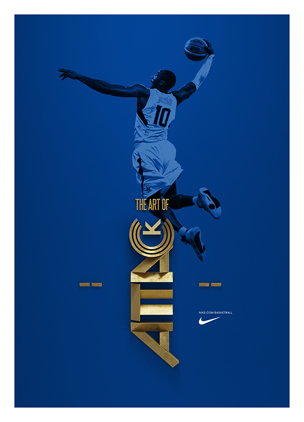 Nike / The Art Of Attack