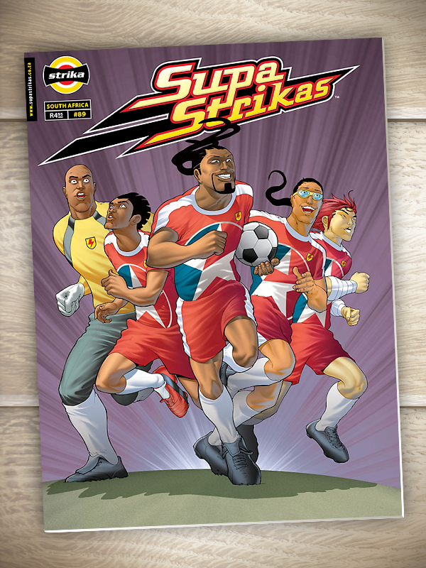 supa strikas football comic on behance espn brasil logo png espn3 logo png
