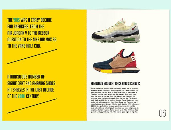 c75ca042bbfc7 Sneaker magazine on Student Show