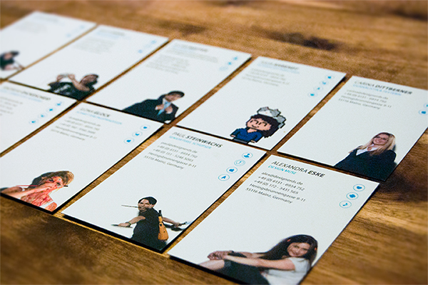 Business Game Cards On Behance