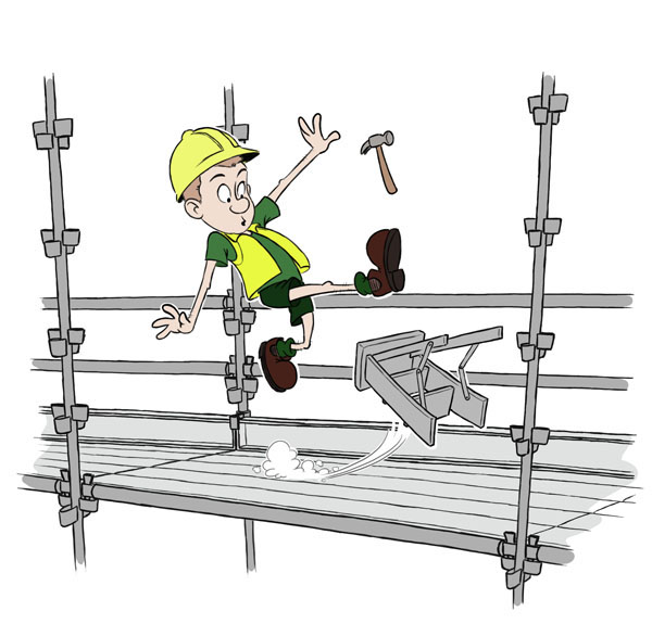 Image Gallery Scaffolding Safety