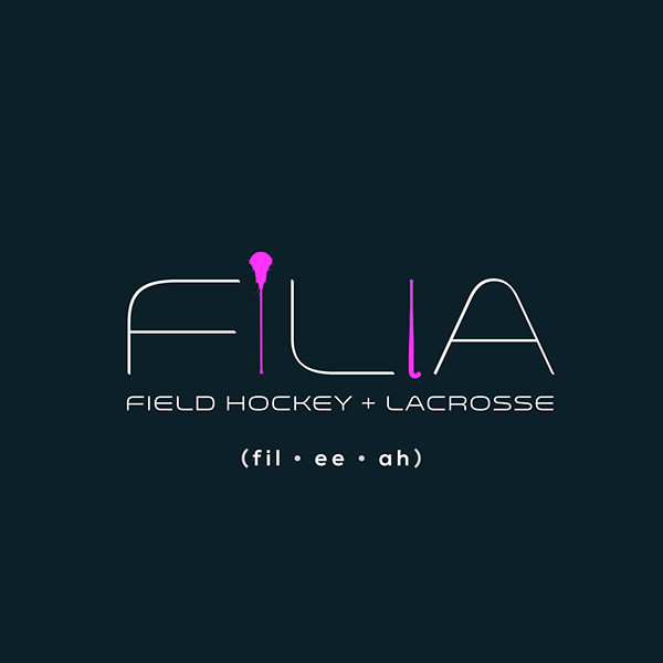sports lacrosse field hockey women girls athletes Young intimidating aspirational intense