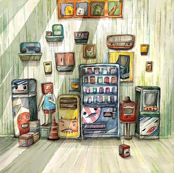 sweet memories of my childhood