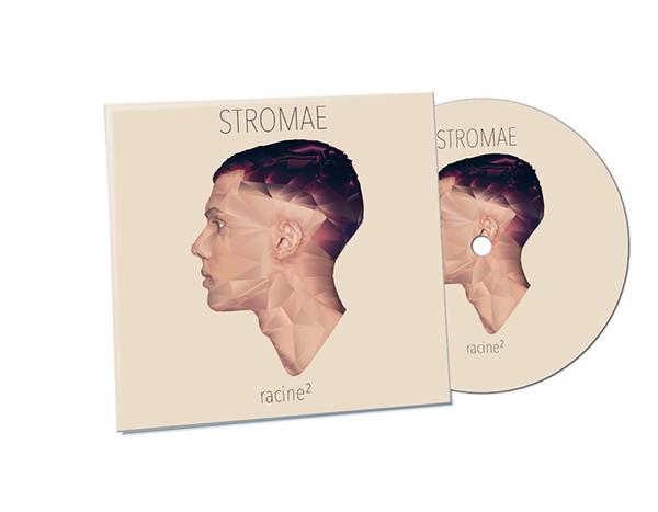 pochette cd stromae racine carre