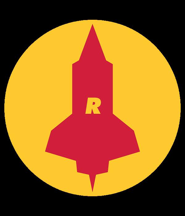 Houston Rockets Supplementary Logo Concept On Pantone