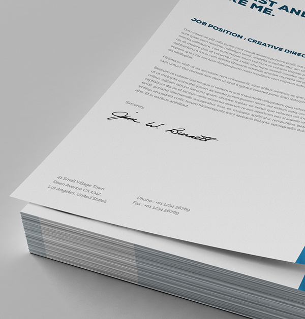 elite resume cv curriculum vitae 9 pages on behance