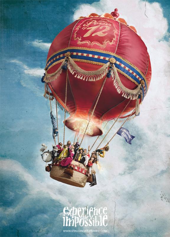 CGI,Circus,old,artistic,postproduction