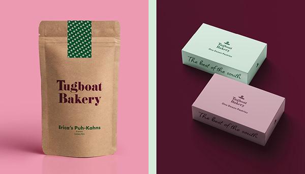 Tugboat Bakery - Branding