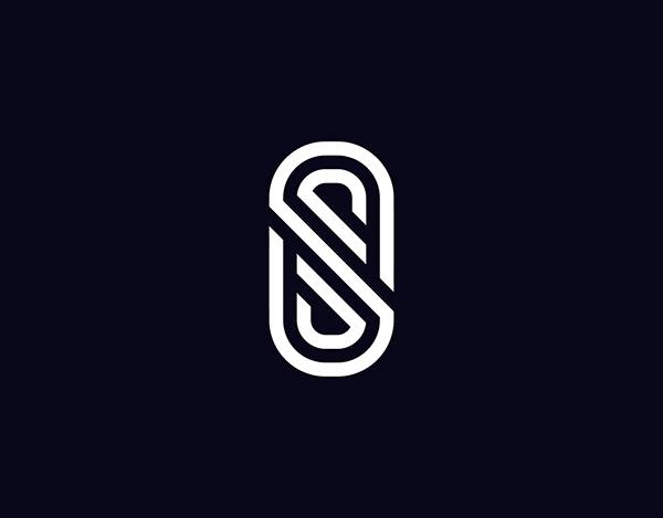 Letter S Logo mark | Branding | Logo folio