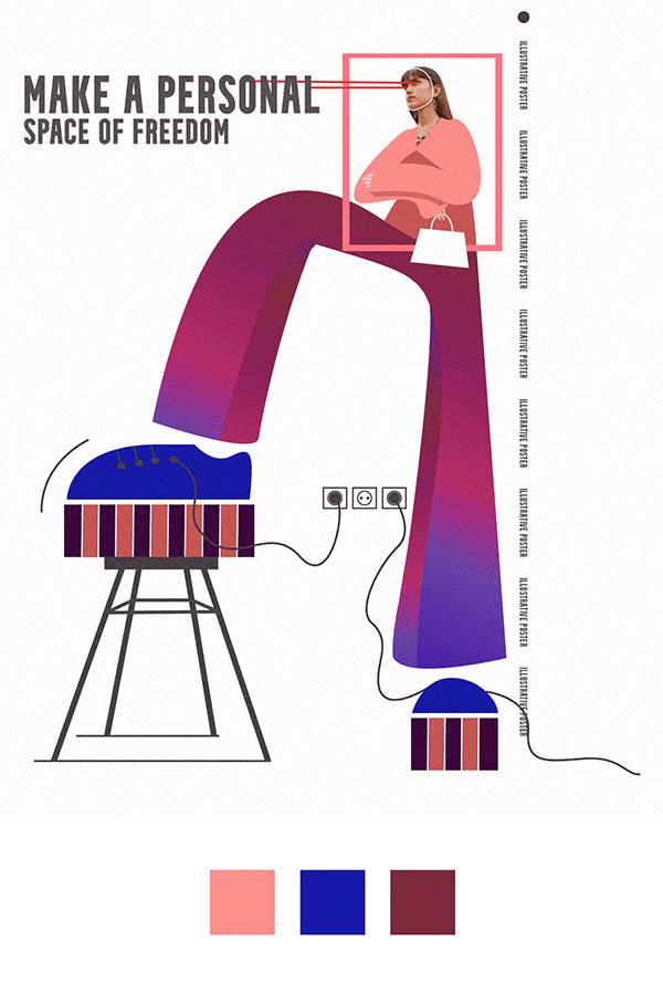 Korean Brand Posters