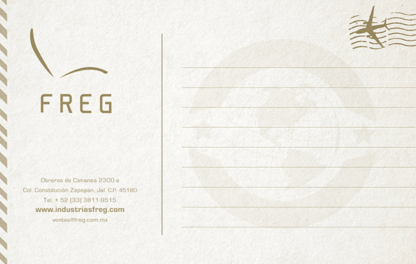 Mockup Elements Graphic Desig diseño gráfico postales post cards mexico Guadalajara