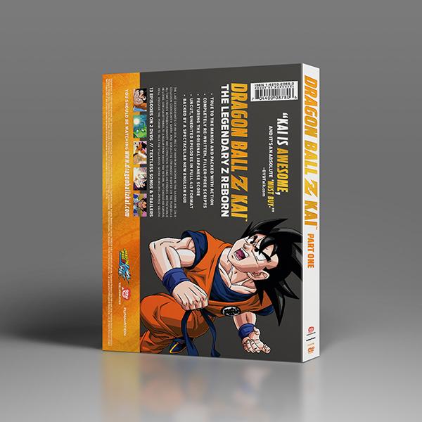 Dragon Ball Z Kai on Behance