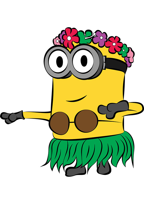 animated minions clipart - photo #50