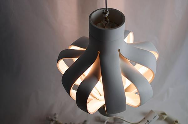Pvc pipe lamp on risd portfolios for Making a light bulb pipe