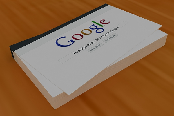 My google business card made in photoshop on behance colourmoves
