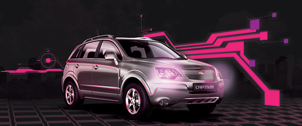 Valla Chevrolet Quicentro Shopping On Behance